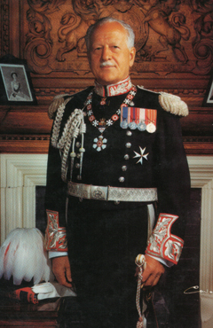 Roland Michener, Governor General of Canada, 1967-1974
